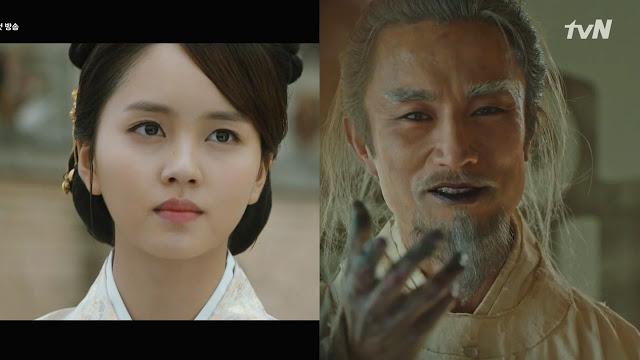 《鬼怪》奸臣朴中元演出王后金善新戲《君主:假面的主人》