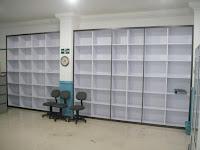 Rak File Kantor Terbuka