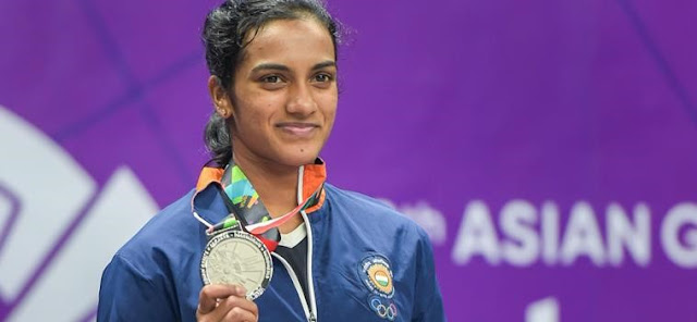 Asian Games 2018: PV Sindhu wins Silver medal in Badminton
