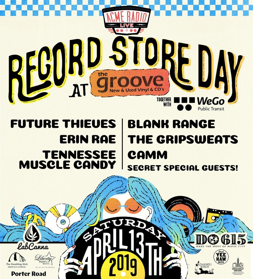 Nashville Record Store Day