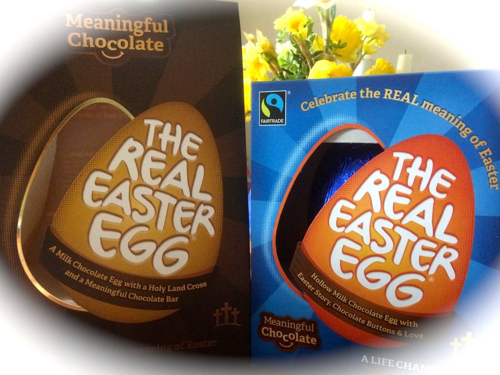 Meaningful Chocolate And The Quotrealquot Easter