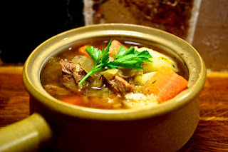 Icelandic Sheep Soup
