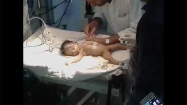 Rajasthan couple with 5 sons abandons 6-day-old girl child, she dies in hospital, Jaipur, News, hospital, Treatment, Police, Arrest, Couples, National