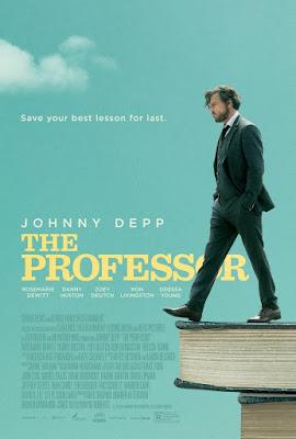 The Professor 2018 DVD R1 NTSC Latino