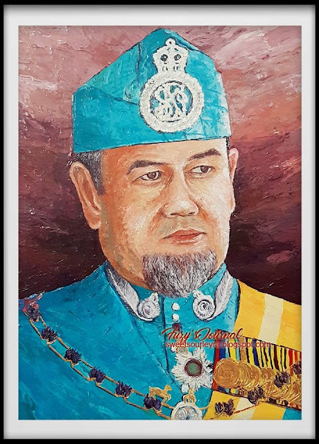 Pertabalan Yang di-Pertuan Agung XV Sultan Muhammad V