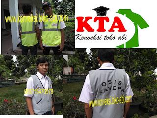 Jasa Pembuatan Pesan Jual Rompi Di Tangerang