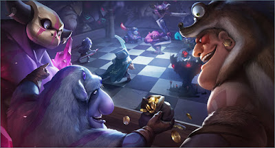 Game Dota Auto Chess Alpha Beta Terbaru