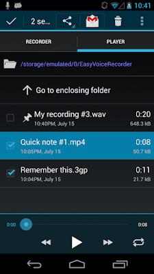 Easy Voice Recorder Pro - 3