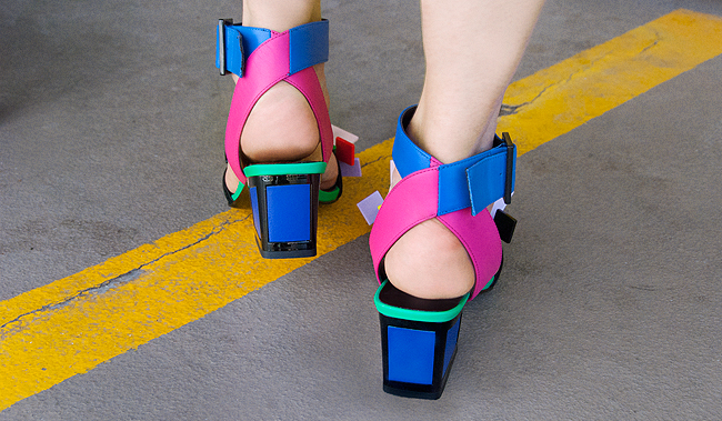 fashion blogger, shoes, Kat Maconie