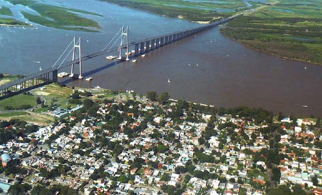 Ponte de Rosário - Argentina