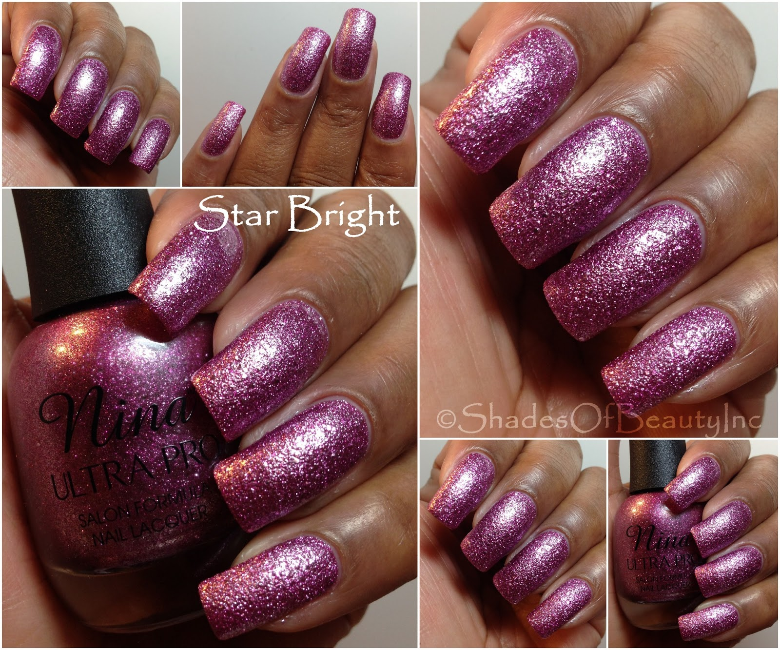 Shades of Beauty, Inc.: Nina Ultra Pro Matte Glitter...Limited ...