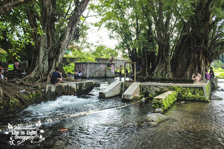 sungai aqua