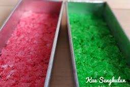 Cara Membuat Kue Sengkulun Ketan Pakai Loyang Anti Gagal