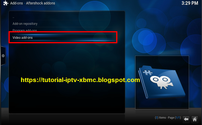 how to add aftershock addon in kodi
