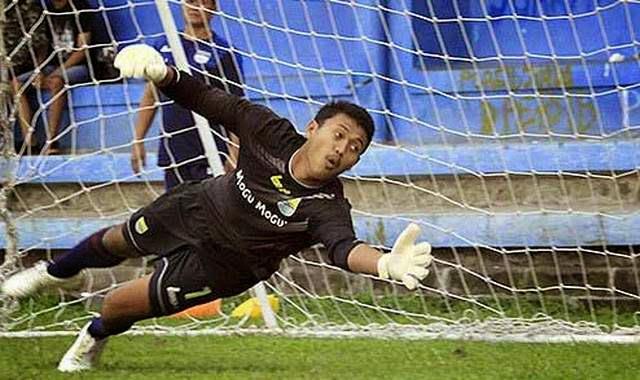 M Natshir pemain Persib Bandung