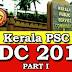 101 Important Questions for LDC Exam Preparation Kerala PSC - I