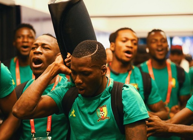 CAN 2019: Le onze entrant des Lions Indomptables face au Nigeria