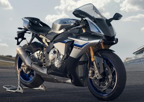 Yamaha All New R1