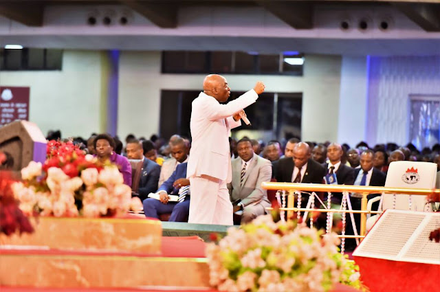 #Shiloh2017: Quotes of Bishop David Oyedepo On Shiloh 2017 - Day 3