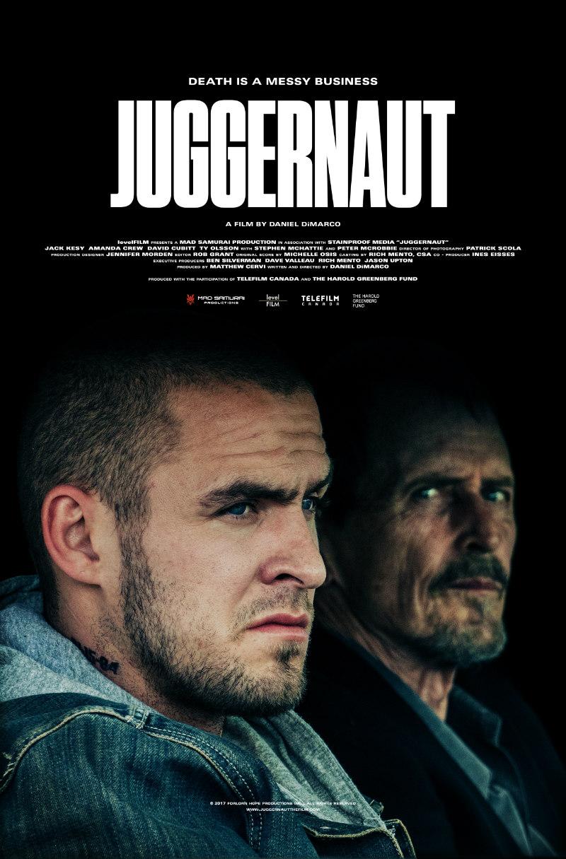 juggernaut film poster