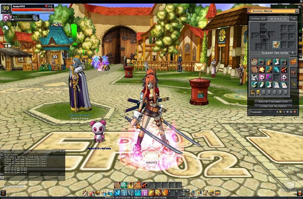 Lunia Online 2 5D MMORPG: Shut Down
