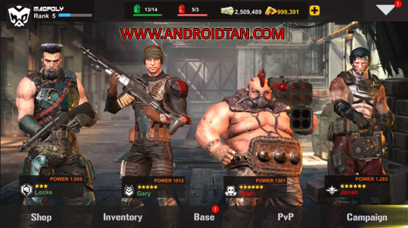 DEAD WARFARE: Zombie Mod Apk + Data Latest Version