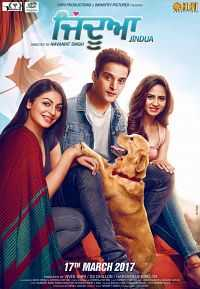 Dowwnload Jindua (2017) Punjabi Movie 300mb pDVDRip