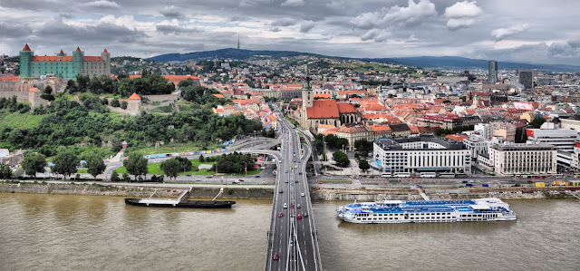 Visita Bratislava, Eslovaquia