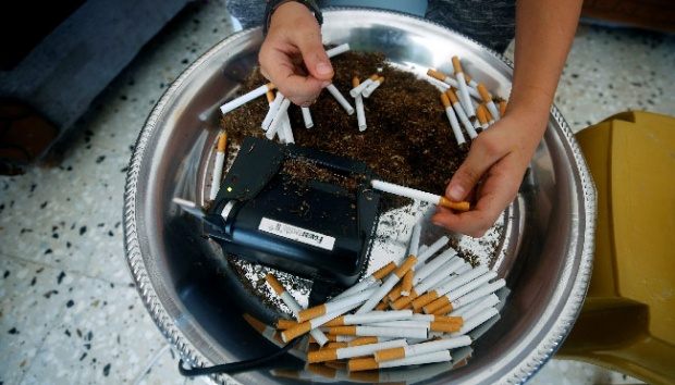 Jokowi Tekankan Untuk Kurangi Kelola Tembakau