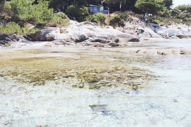 plaze na Sitoniji za porodicno letovanje