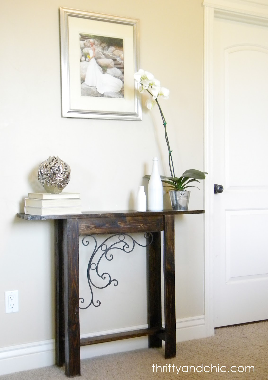 Narrow Hallway Table Most Favored Home Design