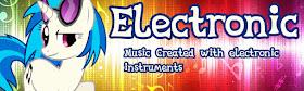 Electronic Pony and Brony Music