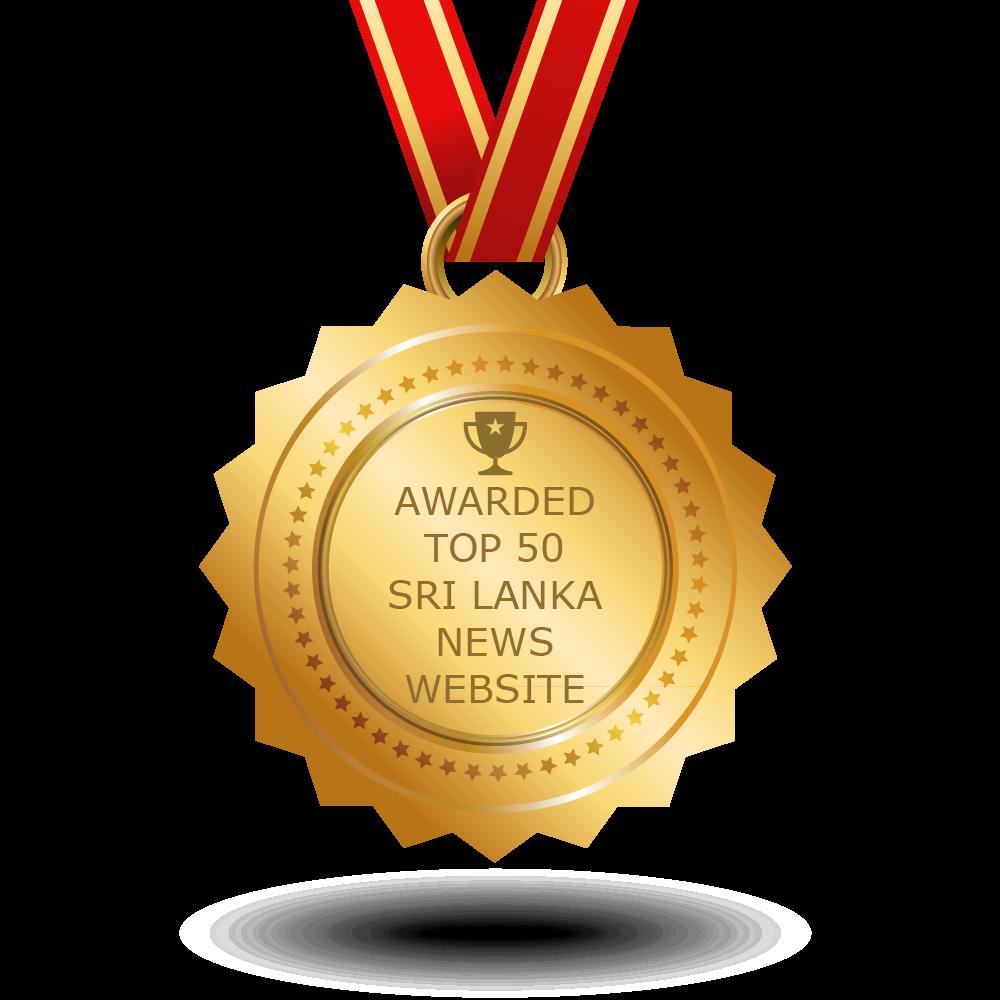 Top 50 Sri Lanka News Websites on the Web