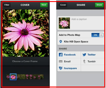 Share Video From Facebook to Instagram