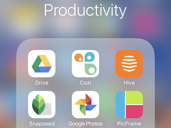 Fabulous Finds for October 2017: iPhone Apps for Productivity