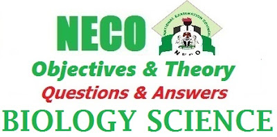 NECO Biology 2017 Answers/Questions Expo OBJ & Theory Essay
