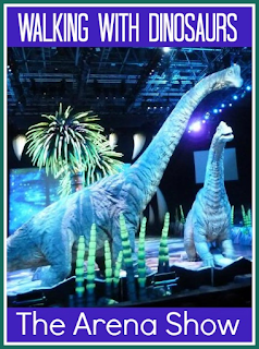 Walking with Dinosaurs - The Arena Spectacular show