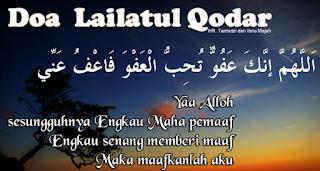 Kemuliaan Keistimewaan Malam Lailatul Qadar