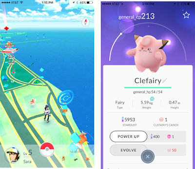 Download Pokémon GO APK terbaru