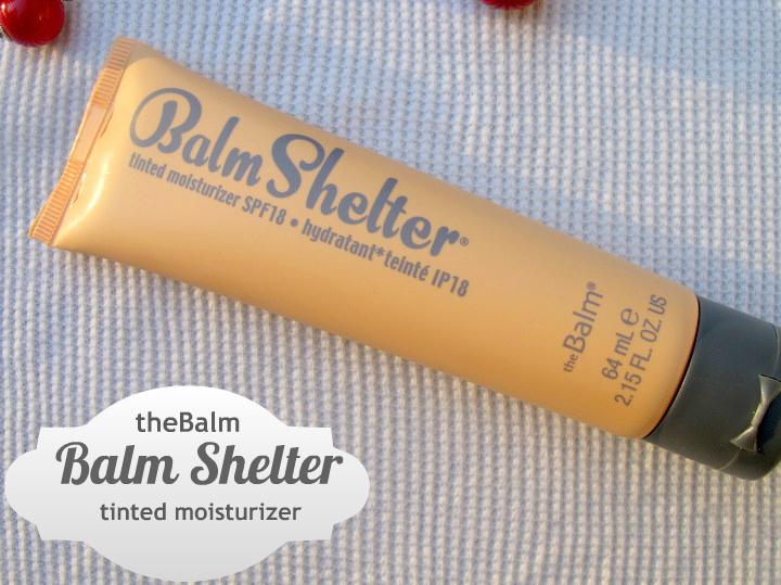 BalmShelter Tinted Moisturizer by theBalm #18