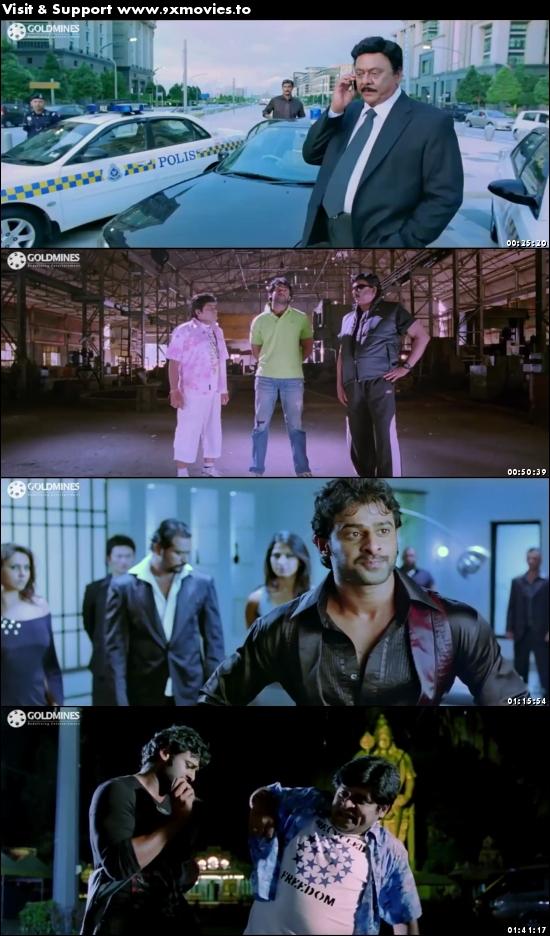 The Return Of Rebel 2 2017 Hindi Dubbed 480p HDRip 350mb