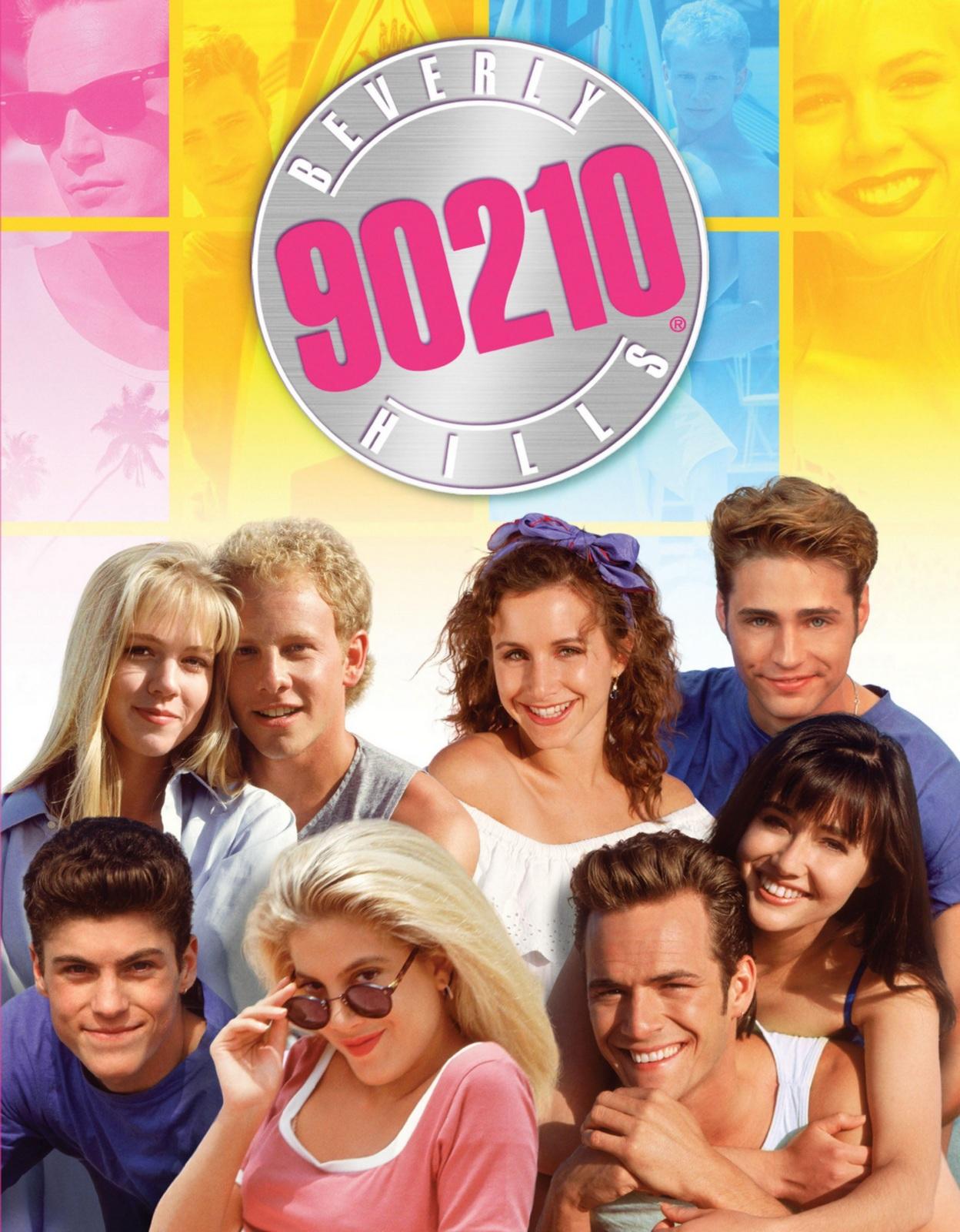 Filmovízia: Beverly Hills 90210 [1990-2000]  Filmovízia: Be...
