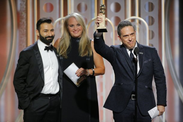 75th Golden Globes 2018 in HD Photos