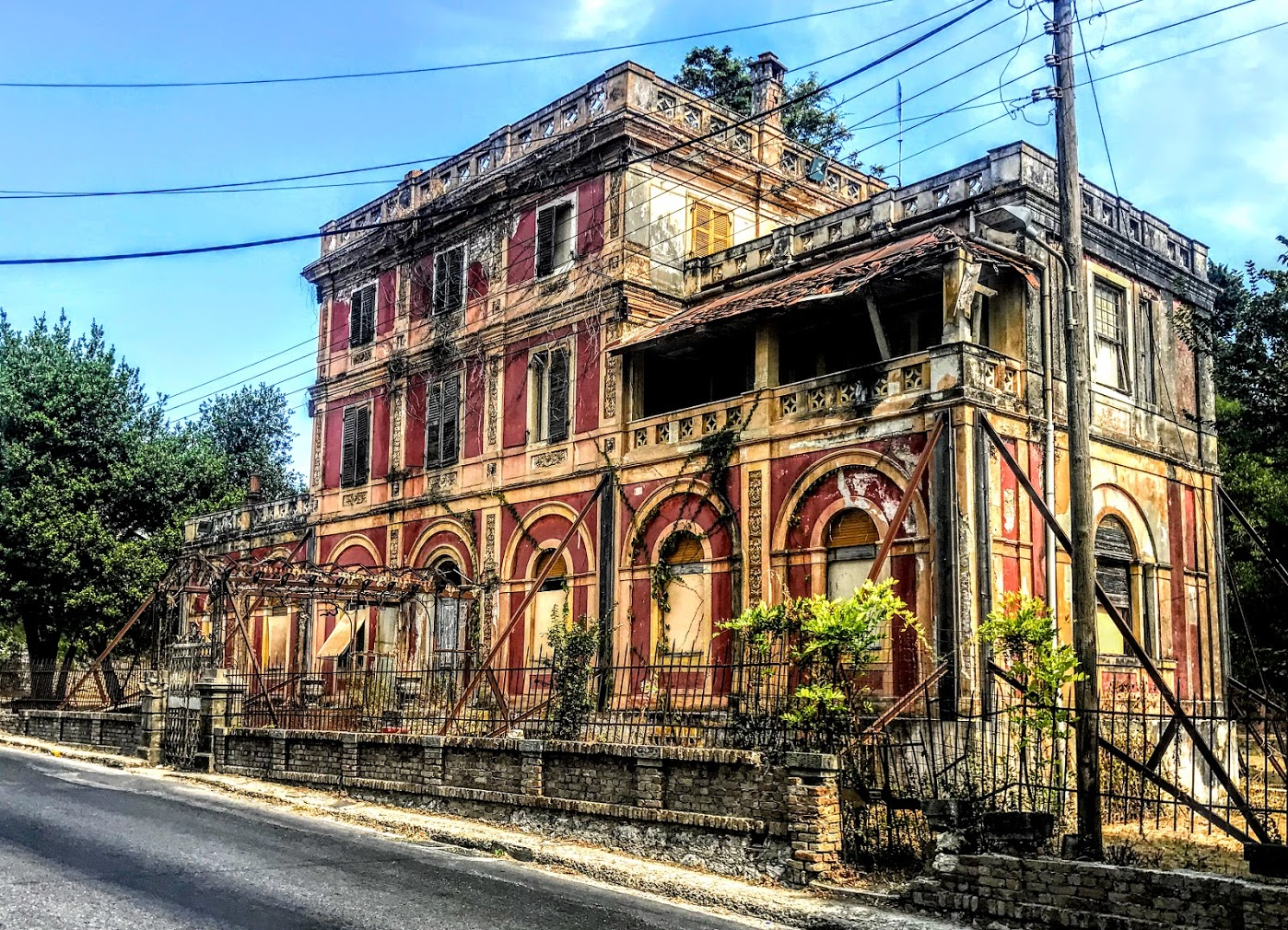 Patrick Comerford Is Too Late Now To Save The Villa Rosa In