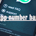 My whatsApp Number banned why how to activate solution Resolved