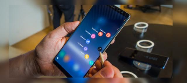 وحش الهواتف Galaxy Note 9  ستة أسباب تجعلك لاتقاوم 😎