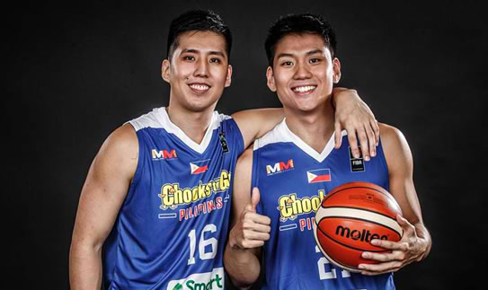 List of Chooks-to-Go Pilipinas Roster 2017 FIBA Asia Champions Cup