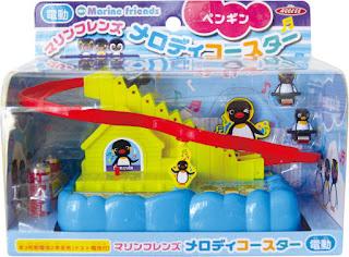 『マリンフレンズ メロディコースター』ペンギン
