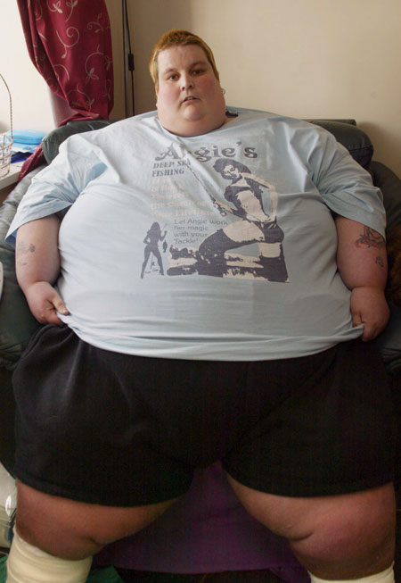 Pictures of chubby people