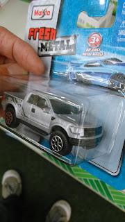 Maisto Ford SVT F-150 Raptor